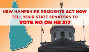 Vote no on HB 217