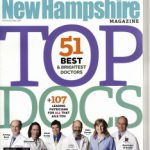 Dr. Danielle Vitiello Receives NH Top Doctor Award from NH Magazine!