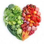 eating healthy fertility