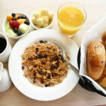 healthy breakfast and your fertility