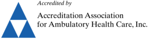 Accreditation Association for Ambulatory Health Care (AAAHC) logo