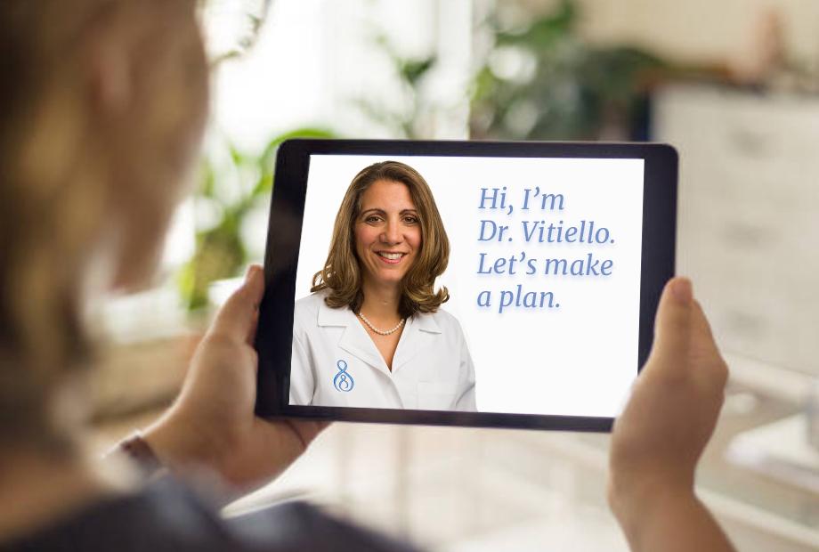 Virtual Fertility Consultation