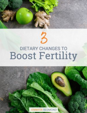 Dietary Changes to Boost Fertility