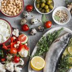IVF success rates Mediterranean diet